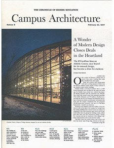 Colleges Have Lost Interest in Designing Campuses with Meaning